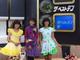 桐谷美玲、CMで「ザ・ベストテン」の司会に? 松本伊代、早見優との3ショットに「懐かしすぎる」の声