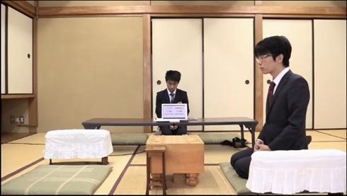 将棋不戦敗観戦記