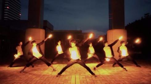 ヲタ芸 北の打ち師達 君の名は。 Twitter 動画