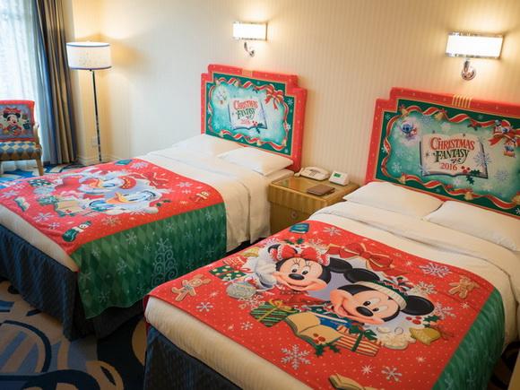 クリスマスのディズニー