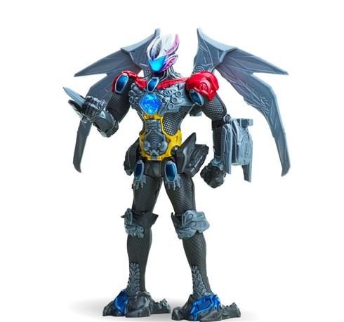 中二病デザインに生まれ変わった「パワーレンジャー」の大獣神