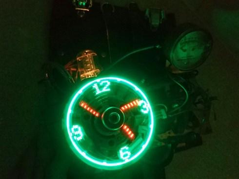 超絶格好良いスチームパンク腕時計を制作した猛者が登場