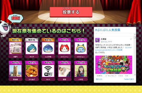 【画像】人気投票の暫定1位は「8億円」