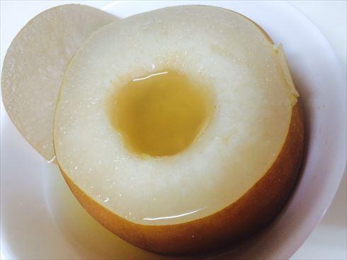丸ごと梨の薬膳