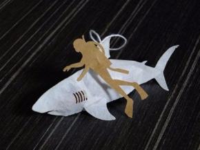 サメ型 ティーバッグ ヴィレヴァン通販 大翔水産 血 紅茶