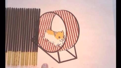 スリットシート アニメーション