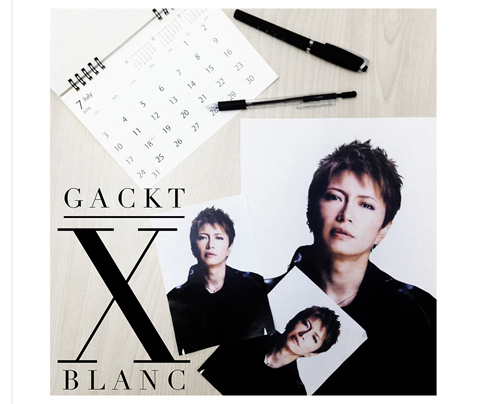 GACKT DAILY BABY 告知