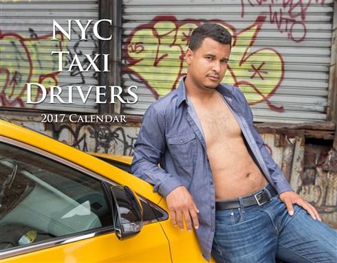 タクシー運転手のタプタプお腹セクシーカレンダー2017年版が公開
