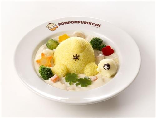 ポムポムプリンカフェ名古屋栄