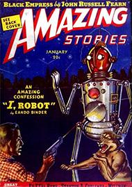 アメージング・ストーリーズ誌1939年1月号