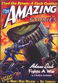 Adam Link Fights a War