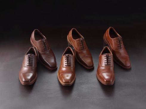 革靴 チョコレート ショコラブティック レクラ 紳士の輝き