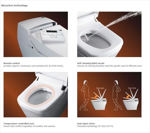 シャワートイレ「ENEMA」