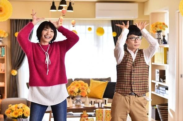 踊る新垣結衣さんと星野源さんのかわいさに胸が撃ち抜かれる!