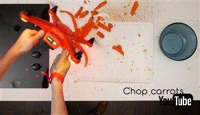 ドローン会社がクッキング動画を公開