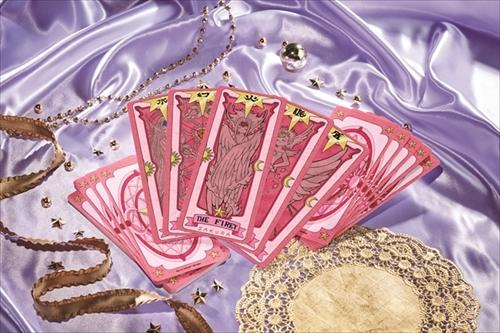 星の杖&さくらカード