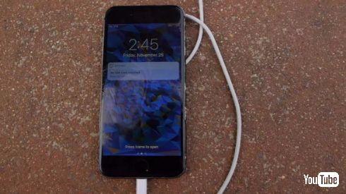 iPhone 7 世界最強の酸 フルオロアンチモン酸 検証 動画 YouTube