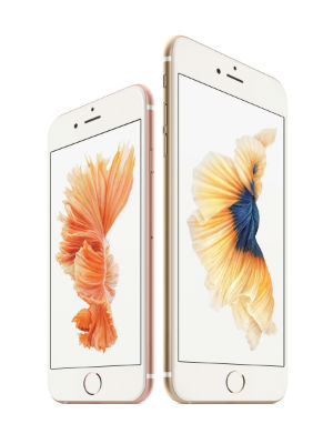 iPhone 6sとiPhone 6s Plus