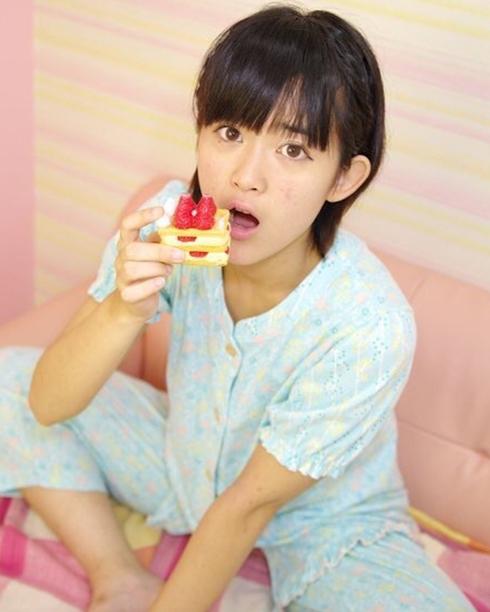 仮面女子 川原結衣 ケーキ