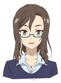 香月早苗(CV:小松未可子)