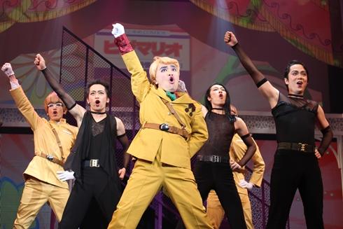 「パタリロ!」舞台