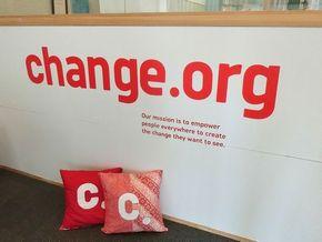 ネット署名 直筆署名 Change.org 有効性