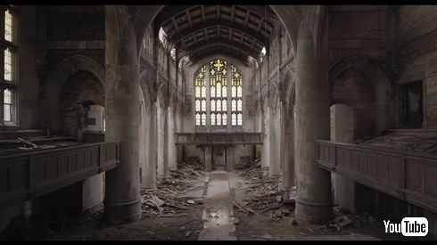 セリフ・音楽を完全排除した映画「人類遺産」が公開決定