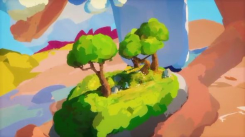 VR お絵かき Quill ペイントツール Worlds in Worlds 世界