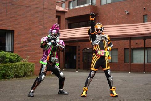 仮面ライダーゴースト&エグゼイド