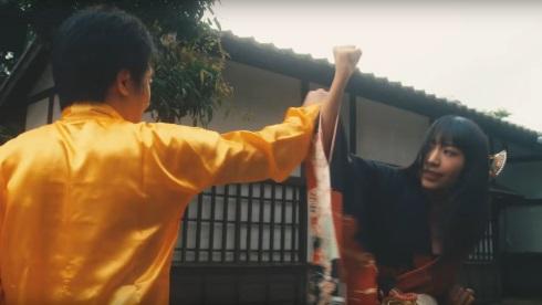 御城プロジェクト:RE 〜CASTLE DEFENSE〜 実写 仮面女子