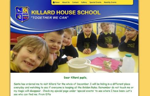 イギリスの特別支援学校「killard house」