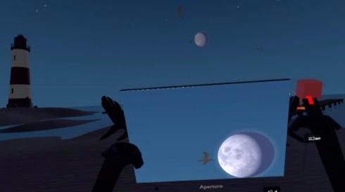 VR カメラ Magic Hour Steam 写真 撮影