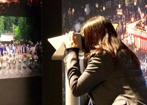 VR望遠鏡 アララ 開発