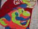 ルービックキューブ1009個を使った「マリオ」ドットアート動画が圧巻! 京大卒大道芸パフォーマーが制作