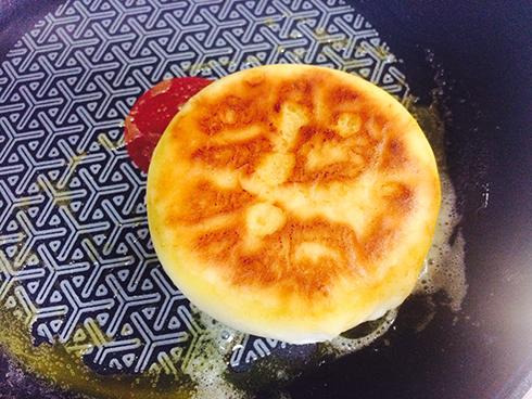 バター焼きあんまん