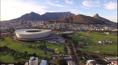 アフリカの都市も撮影