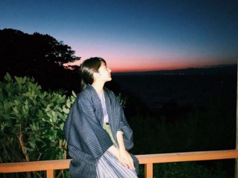 平祐奈ブログ「温泉旅行」
