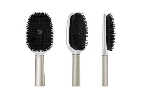 スマートヘアブラシ HairCoach ケラスターゼ Withings CES 2017