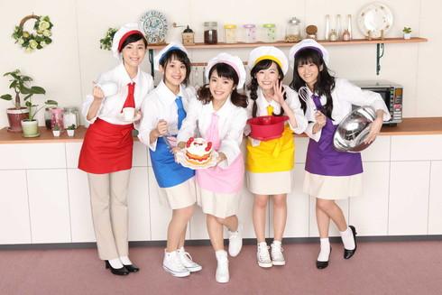 主人公・キュアホイップ役の美山加恋さんをはじめ、福原遥さん、村中知さん、藤田咲さん、森なな子さんの出演が決定