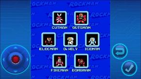 ロックマン モバイル iOS Android 配信 アプリ ゲーム