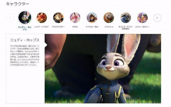 アニメ部門 ゴールデングローブ賞