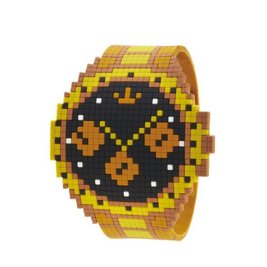 ピクセルウォッチ ブレスレット 時計 キタンクラブ カプセルトイ
