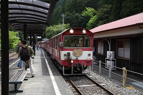 井川線開通