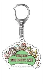 おそ松さん×サンリオコラボカフェ