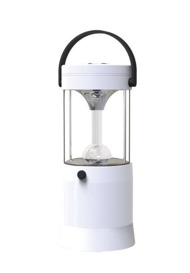 MIZUSION ミズシオン 水 塩 発電 LED ランタン