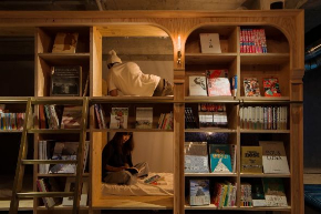 BOOK AND BED TOKYO 東京店 池袋 バー リニューアル