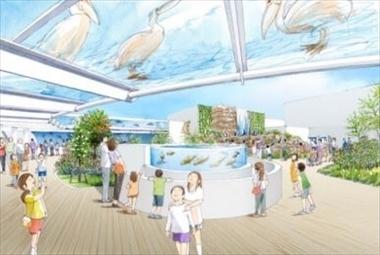 サンシャイン水族館リニューアル延期