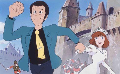 カリオストロの城 MX4D版