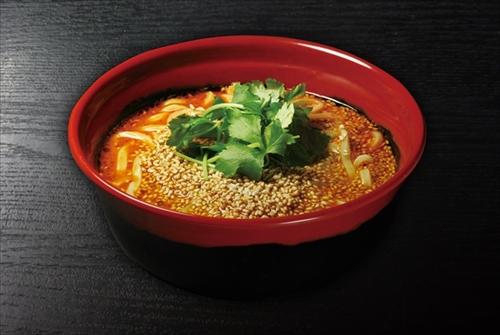 くら寿司・担々麺