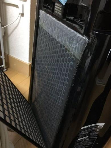 空気清浄機 フィルター 掃除 カバー あるある